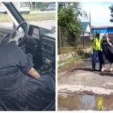 Пойманная пьяной за рулем чиновница из Усть-Каменогорска получила новую должность