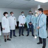 Количество грантов на подготовку детских врачей увеличат – Бауыржан Байбек в Туркестане