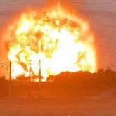 Новый взрыв произошел на складе боеприпасов в Жамбылской области