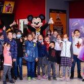 В Туркестане прошел благотворительный показ на казахском языке мультфильма студии Pixar