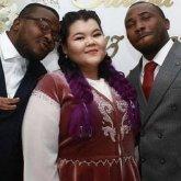 «Любовь без границ»: танцы со свадьбы казашки и нигерийца удивили казахстанцев