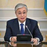 Наблюдается снижение объемов поступающей в Казахстан воды из сопредельных стран – Касым-Жомарт Токаев