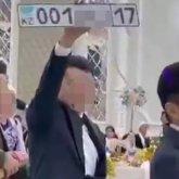 «Нет предела понтам»: выяснилась цена VIP-номера, подаренного молодоженам в Шымкенте