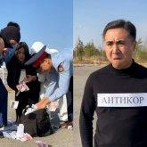 «Игра в кальмара» по-казахски»: ролик про коррупционеров взорвал соцсети