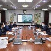 ЛРТ и метро: изменение генплана города-спутника Gate city обсудили в Алматинской области