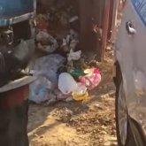 Младенца выбросили в мусорный контейнер в Шымкенте