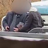Вымогал 30 млн тенге у предпринимателя: задержание члена ОПГ сняли на видео в ВКО