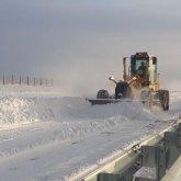 О неготовности спецтехники к зиме сообщили полицейские Акмолинской области
