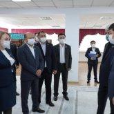 Байбек встретился с впервые избранными на прямых выборах акимами сел в Жетысу