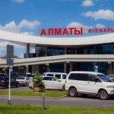 Заправку самолетов ограничили в международном аэропорту Алматы