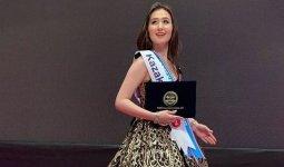 17-летняя казахстанка покорила жюри мирового конкурса красоты