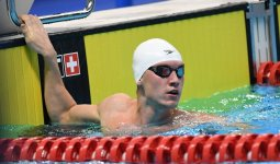 Дмитрий Баландин завоевал «бронзу» на этапе Champions Series