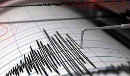 В 211 км от Алматы произошло землетрясение