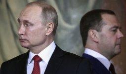 Владимир Путин высказался о распаде тандема