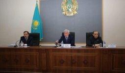 Рустем Даулет стал новым акимом Кордайского района