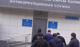 Глава следственного отдела задержан в Алматы