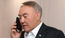 Елбасы поговорил по телефону с акимами Нур-Султана, Алматы и Шымкента