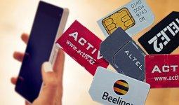Операторы сотовой связи предоставили бесплатный доступ казахстанцам