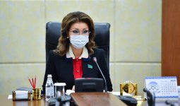 Дарига Назарбаева: Нужно обратить внимание на людей, которые остались без работы