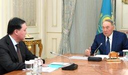 Нурсултан Назарбаев: И не такие трудности мы переживали
