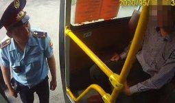 «50 грамм всего»: пьяный водитель автобуса возил пассажиров в Петропавловске
