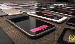 Краденые мобильные телефоны изъяли у жителя Алматы
