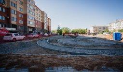 На месте пустыря появится сквер в Нур-Султане