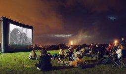 Фильмы под открытым небом покажут в Нур-Султане