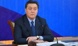 В Правительстве сделали заявление касательно здоровья Аскара Мамина