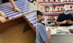 Лекарства по завышенным ценам продавали в Туркестанской области
