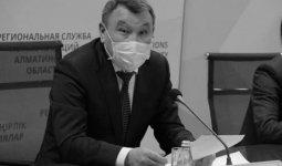 Скончался главный санврач Алматинской области