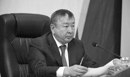 Косман Айтмухаметов скончался от КВИ