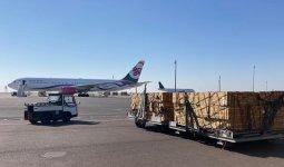 1 000 кислородных концентратов доставили в Нур-Султан из Китая