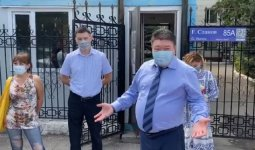 «Голову не морочьте»: начато служебное расследование в отношении главного санврача Алматинской области