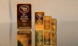 222,7 килограмма золота купили казахстанцы за два месяца