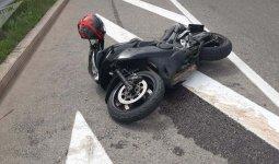 Пьяный водитель сбил мотоциклиста в Туркестанской области