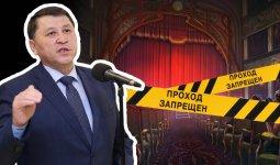 «Санврачи убивают культуру»: известные актеры и певцы работают таксистами и курьерами