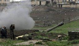 О наступлении военных Азербайджана заявила Армения