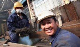 Тысячи китайских рабочих трудятся в Казахстане