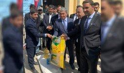 Казахстан передал гуманитарную помощь Афганистану