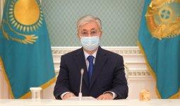 Касым-Жомарт Токаев поздравил казахстанских спасателей