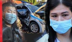 Родные погибших в ДТП на блокпосту полицейских сделали заявление