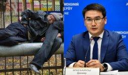 Число бедных и бомжей не увеличилось в Алматы, утверждают в акимате