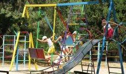 Исчезнувшую детскую площадку ищут в Караганде