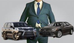 Lexus LX 570, Toyota Camry и Новый год: очередной шопинг чиновников
