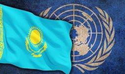 О верности принципам ООН высказался Касым-Жомарт Токаев