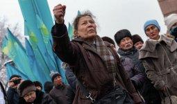 «Эти посиделки ни к чему»: Жандарбек Бекшин высказался о митингах