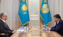 Президент поручил взять на особый контроль эпидситуацию в Атырауской области