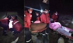 17-летнюю девушку спасли в горах Алматы
