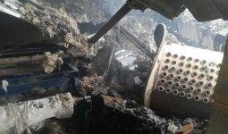 Взрыв произошел в Уйгурском районе, есть погибший и пострадавший